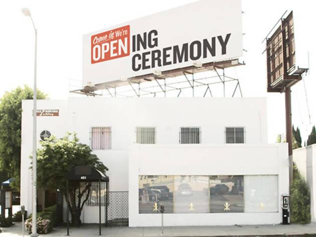 (Photograph: Courtesy Opening Ceremony)