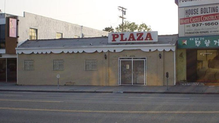 Photograph: Courtesy Plaza