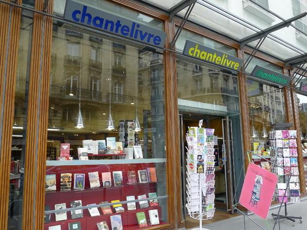 Chantelivre