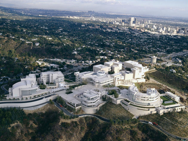 Getty Center; Los Angeles, CA
