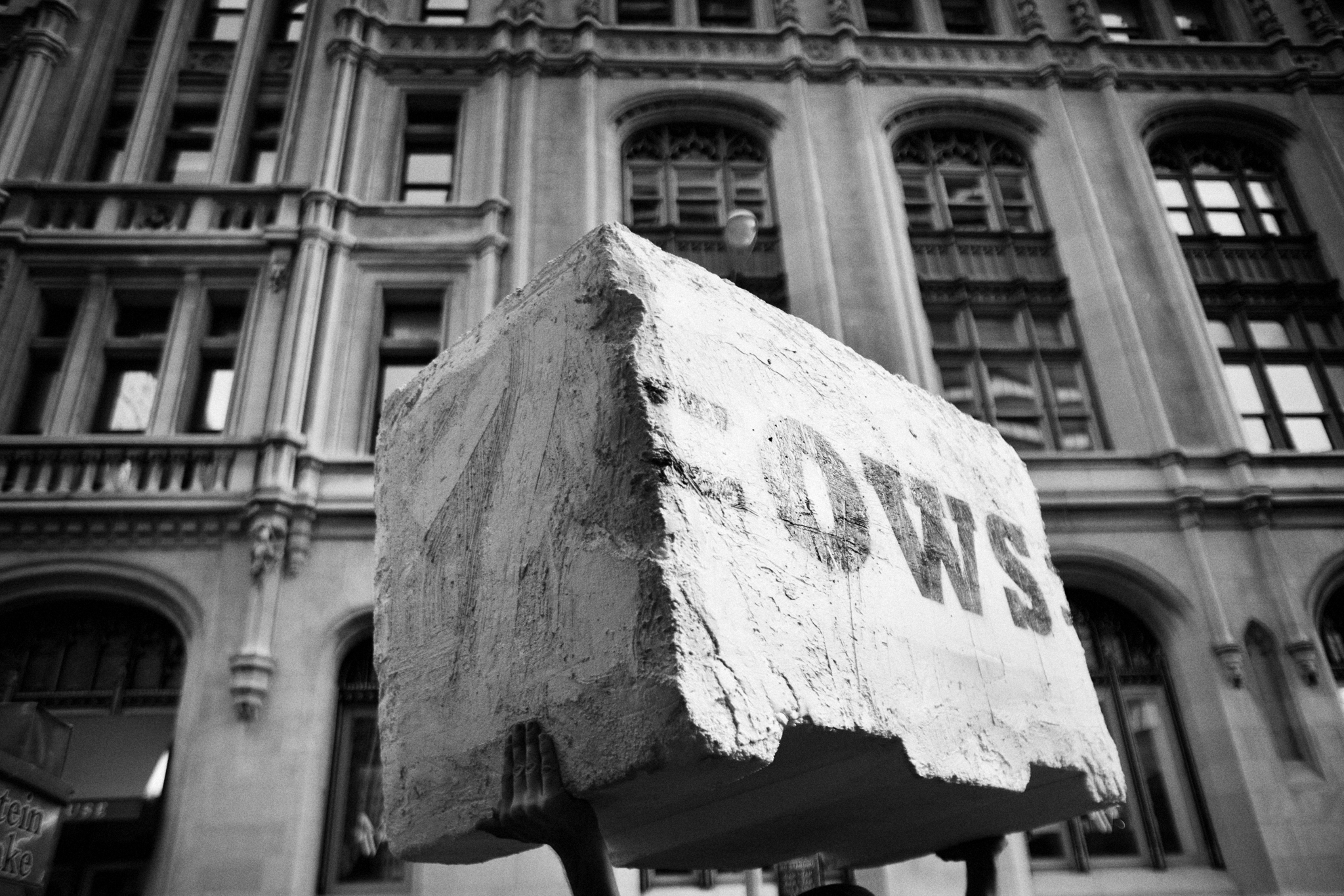 Occupy Wall Street Anniversary (SLIDE SHOW)