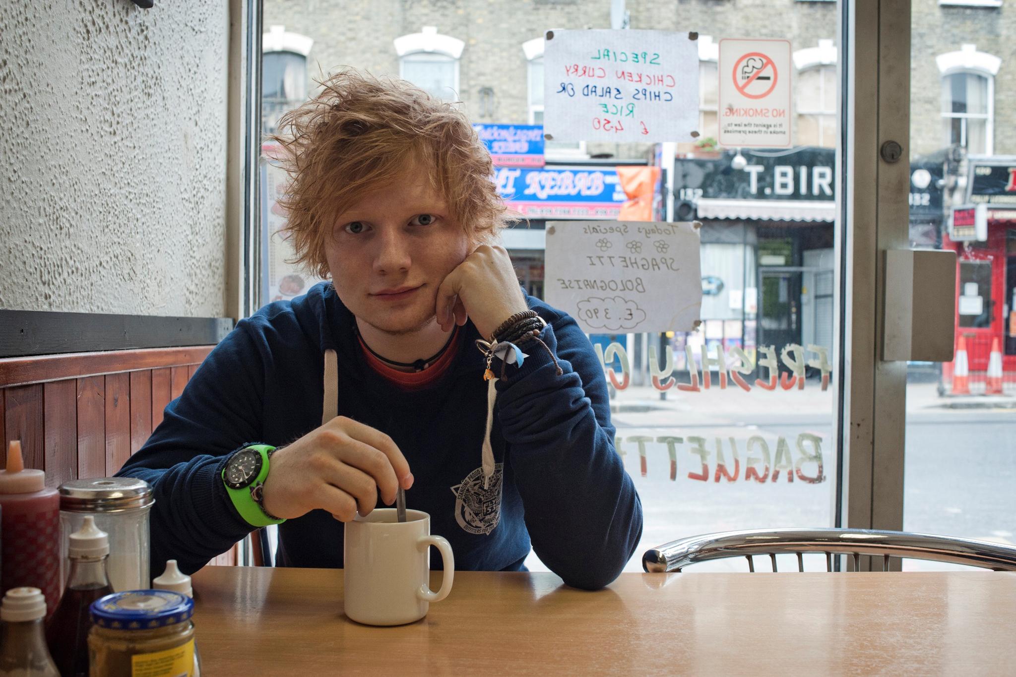 Ed Sheeran + James Blunt