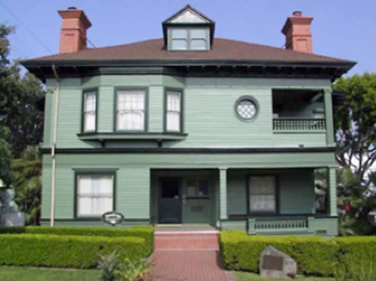 California Heritage Museum