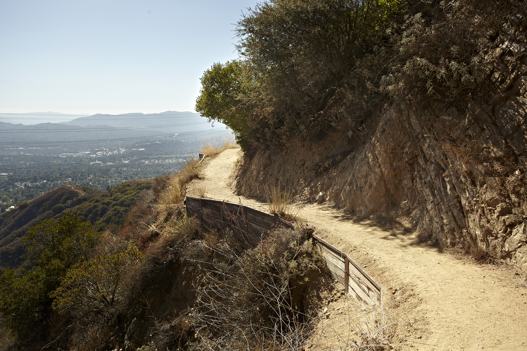 Echo Mountain, Altadena