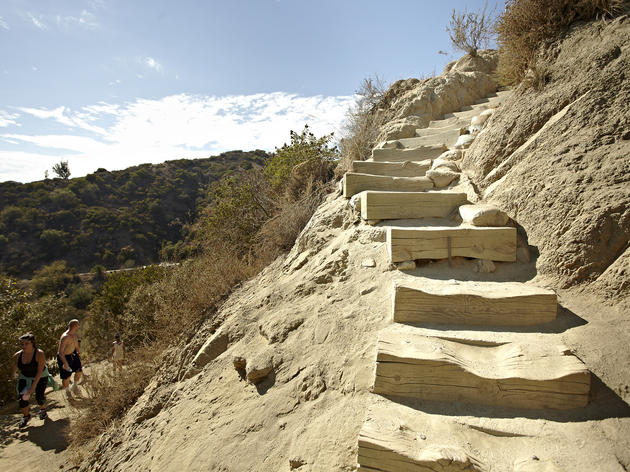 Runyon Canyon, Hollywood