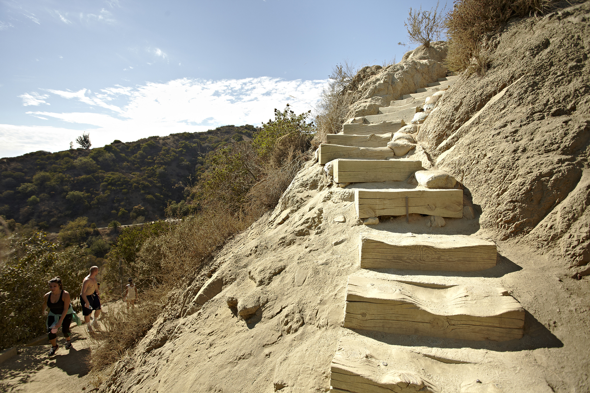 <p>Best hikes: Runyon Canyon</p>