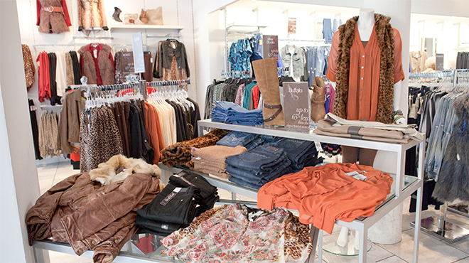 Shopping in Greenwich Village