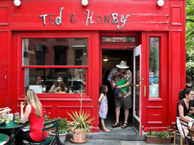 Ted & Honey Café (CLOSED)