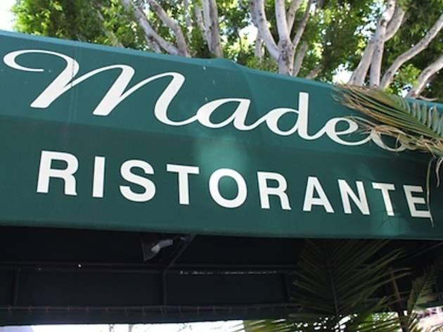 Madeo Restaurant