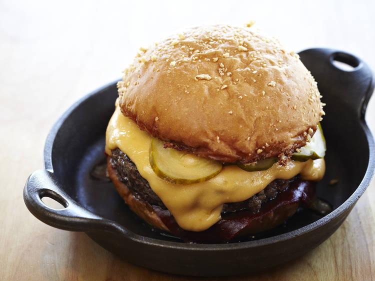 Plan Check Burger (PCB) at Plan Check