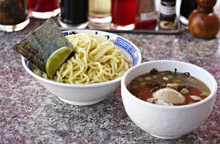 Tsujita Restaurant Tsukemen (Photograph: Benny Haddad)