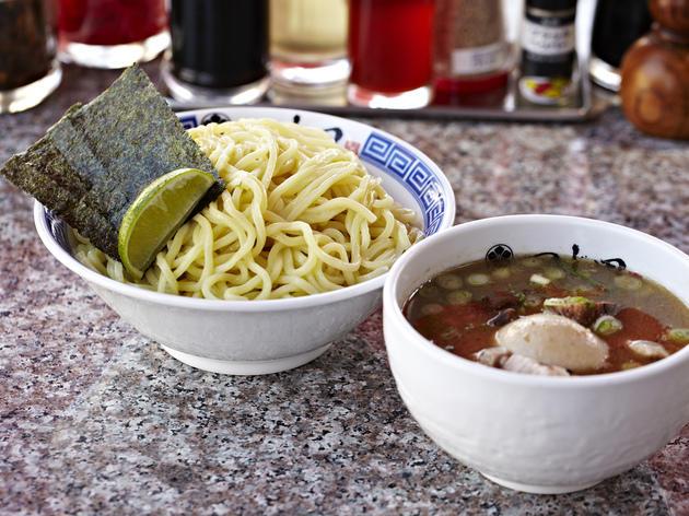 Tsujita Restaurant Tsukemen