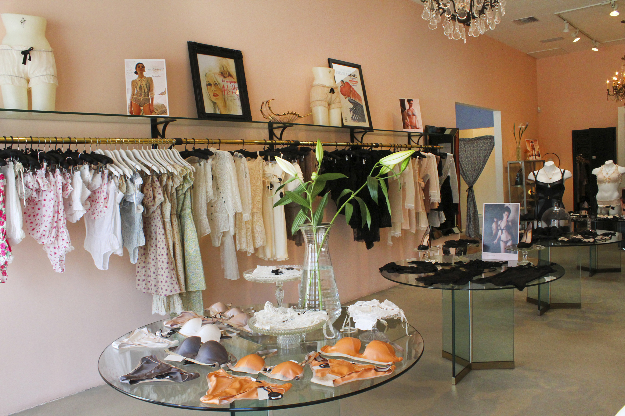 Best lingerie stores in Los Angeles, from basic to barely-there