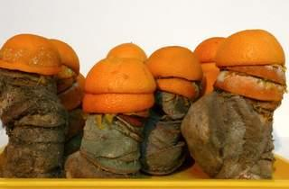 ('Sculpcure : bar à oranges' (détail), 2009 / © TB - Time Out)