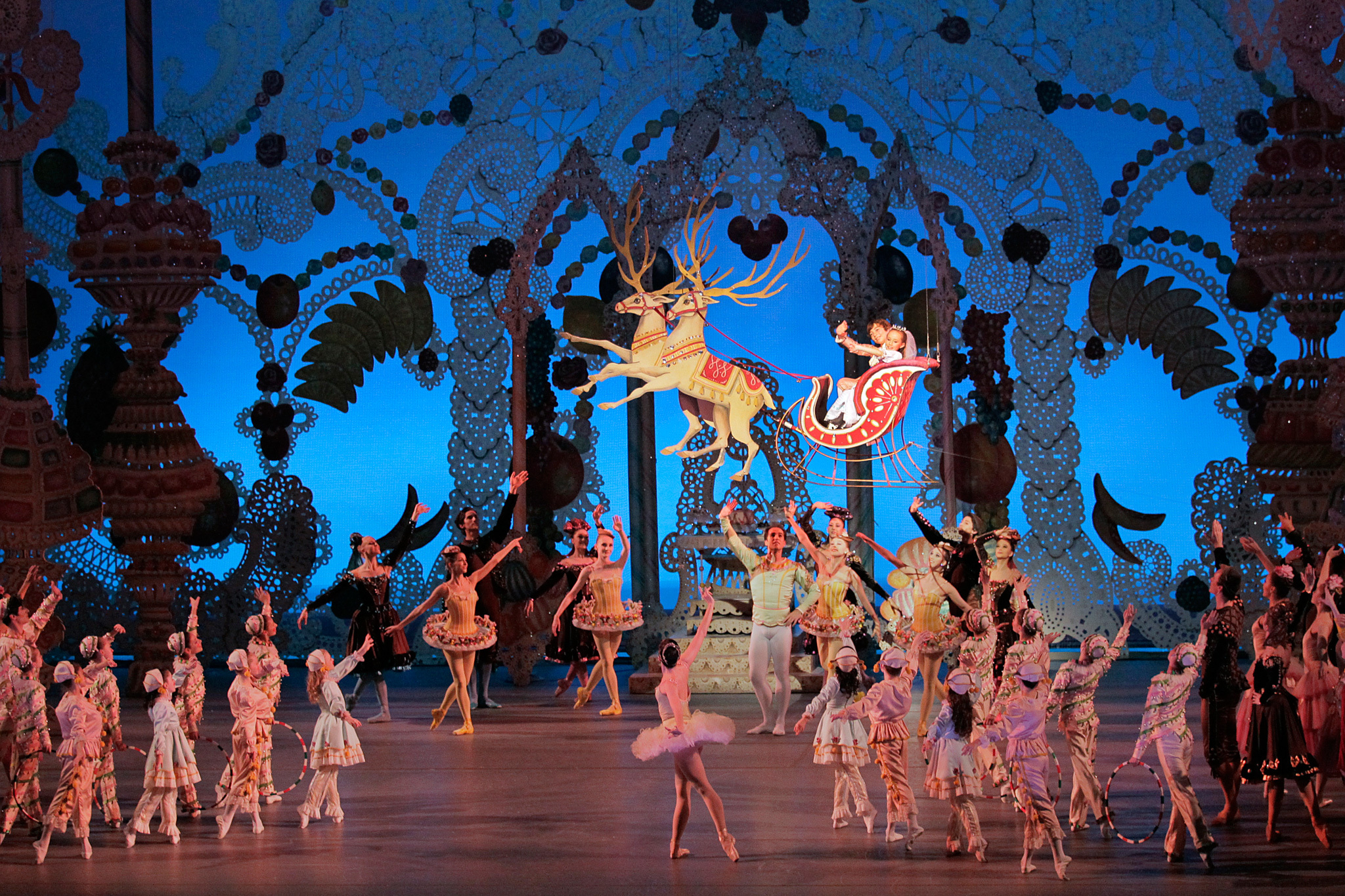 Where to see the Nutcracker