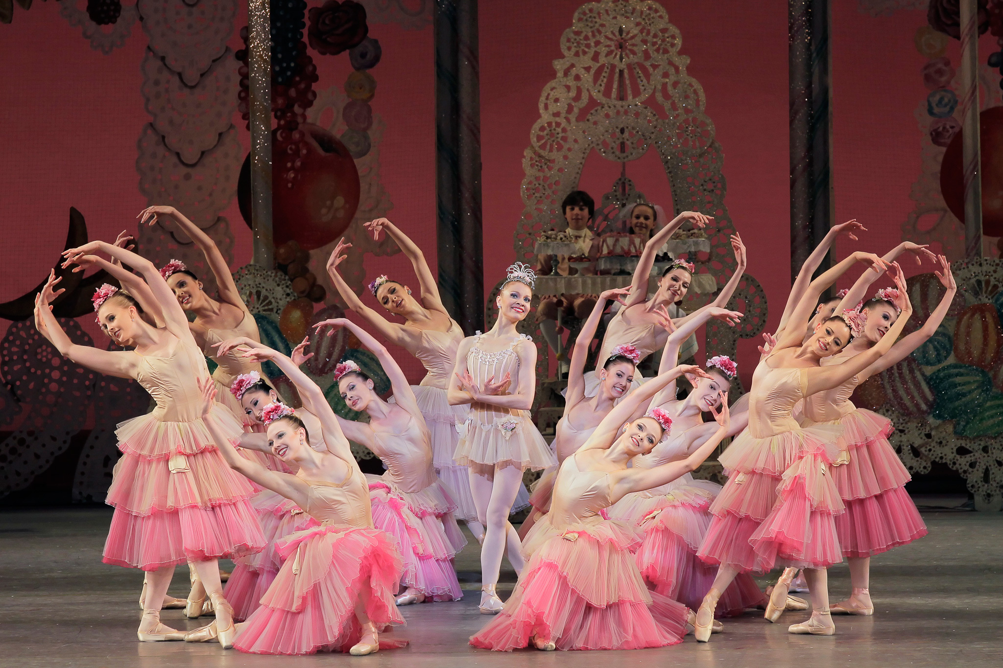 George Balanchine S The Nutcracker Dance In New York
