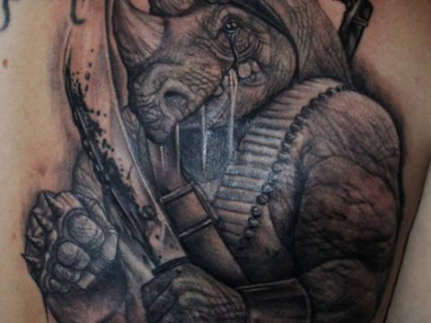 Rivington Tattoo