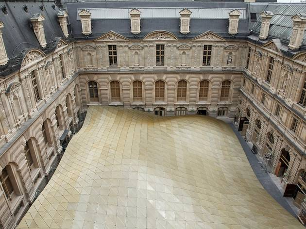 (© M. Bellini - R. Ricciotti / Musée du Louvre © 2012 Musée du Louvre / Antoine Mongodin)