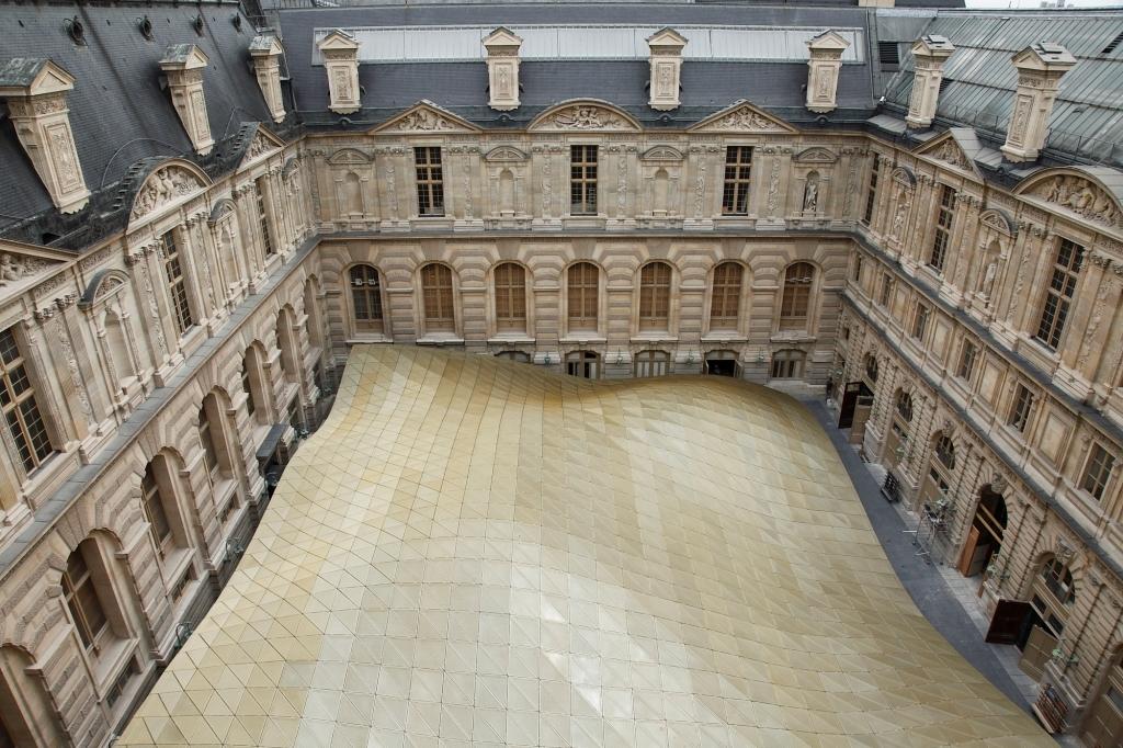 Débarquement des arts de l'Islam au Louvre