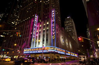 Radio City Music Hall (Photograph: Virginia Rollison)