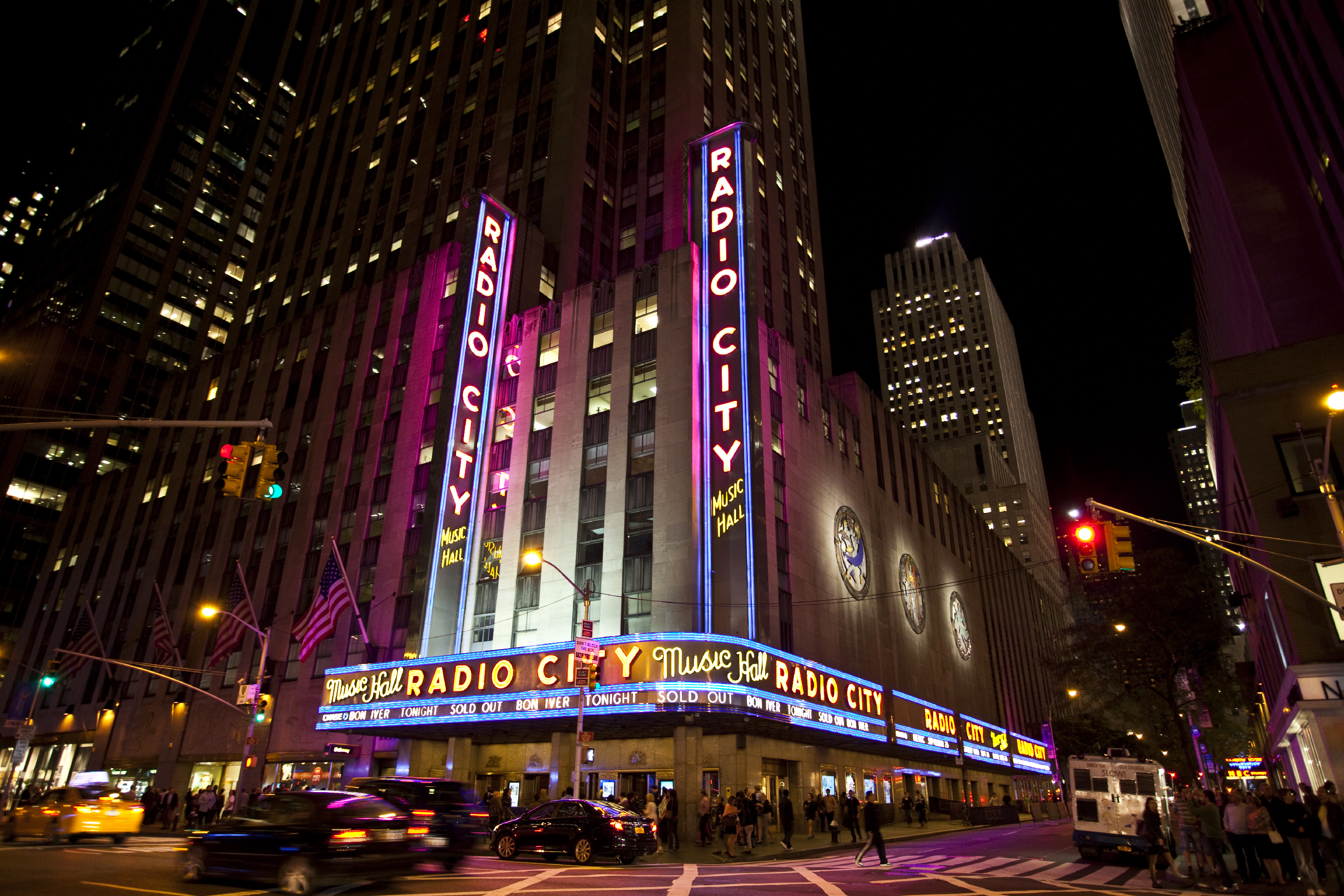 New York attractions: Radio City Music Hall (slide show)