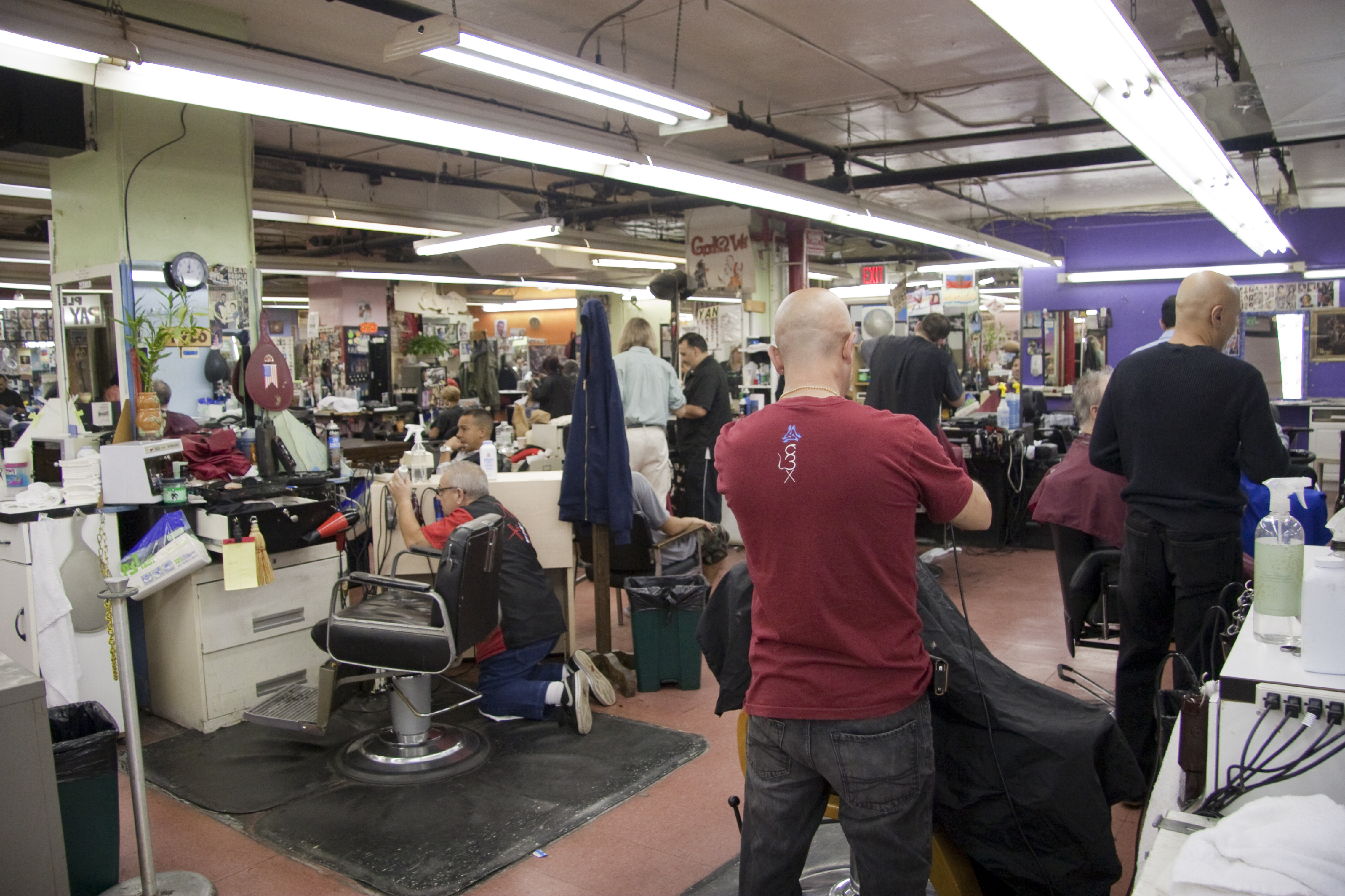Astor Place Hairstylists Health And Beauty In East Village New York