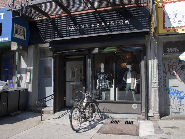 Dagny and Barstow (CLOSED)