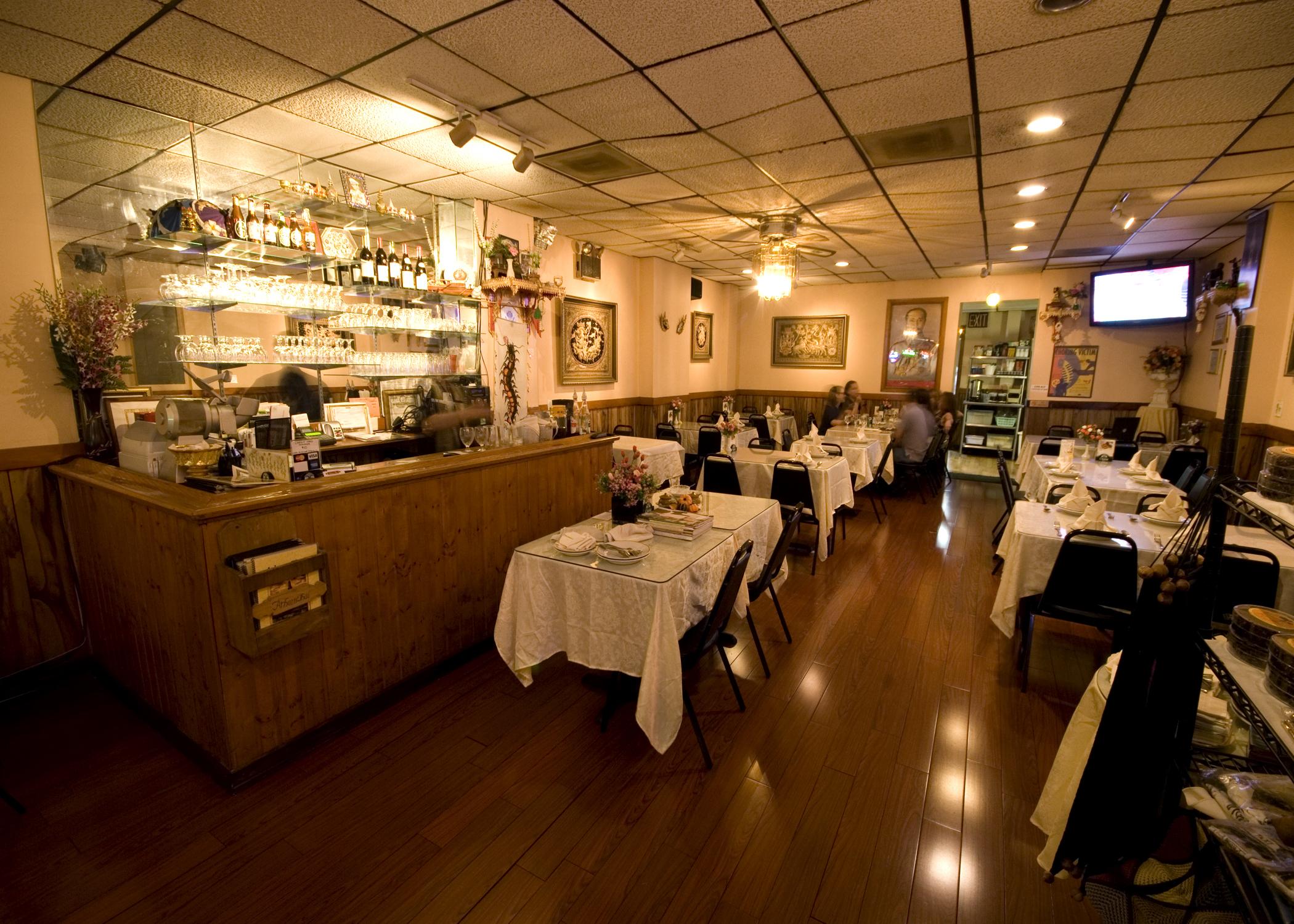 Astoria restaurant guide