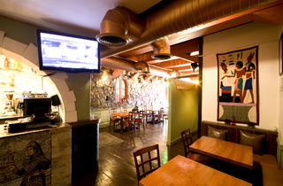 Soho Restaurant & Cafe