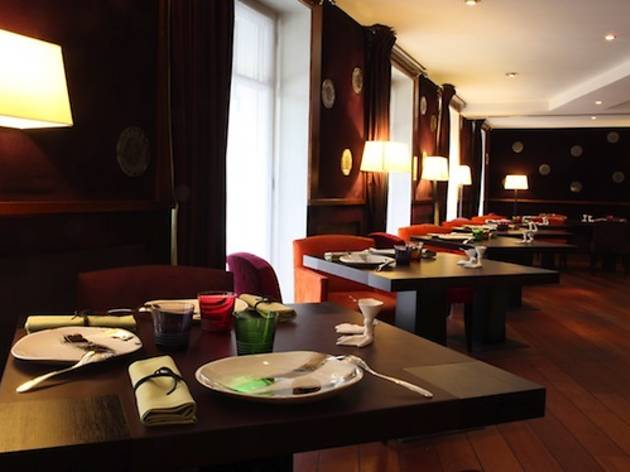 Restaurant Hélène Darroze