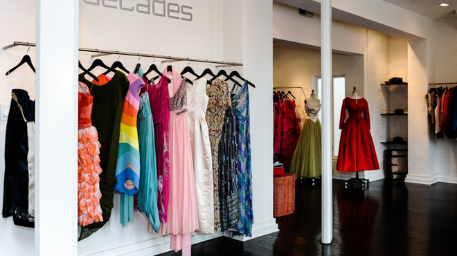 Decades, best vintage stores in LA, best shops in LA