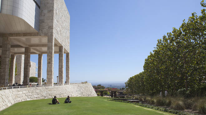 Getty Center guide