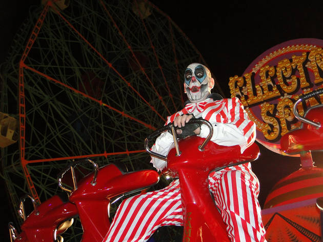 Coney Island's Nights of Horror