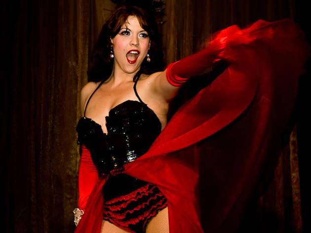 Photos: New York Burlesque Festival preview (2012)