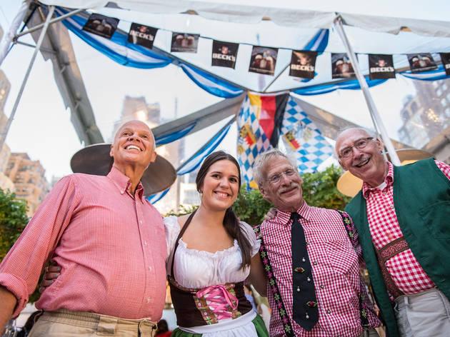 OktoberfestNYC (Photograph: Filip Wolak)