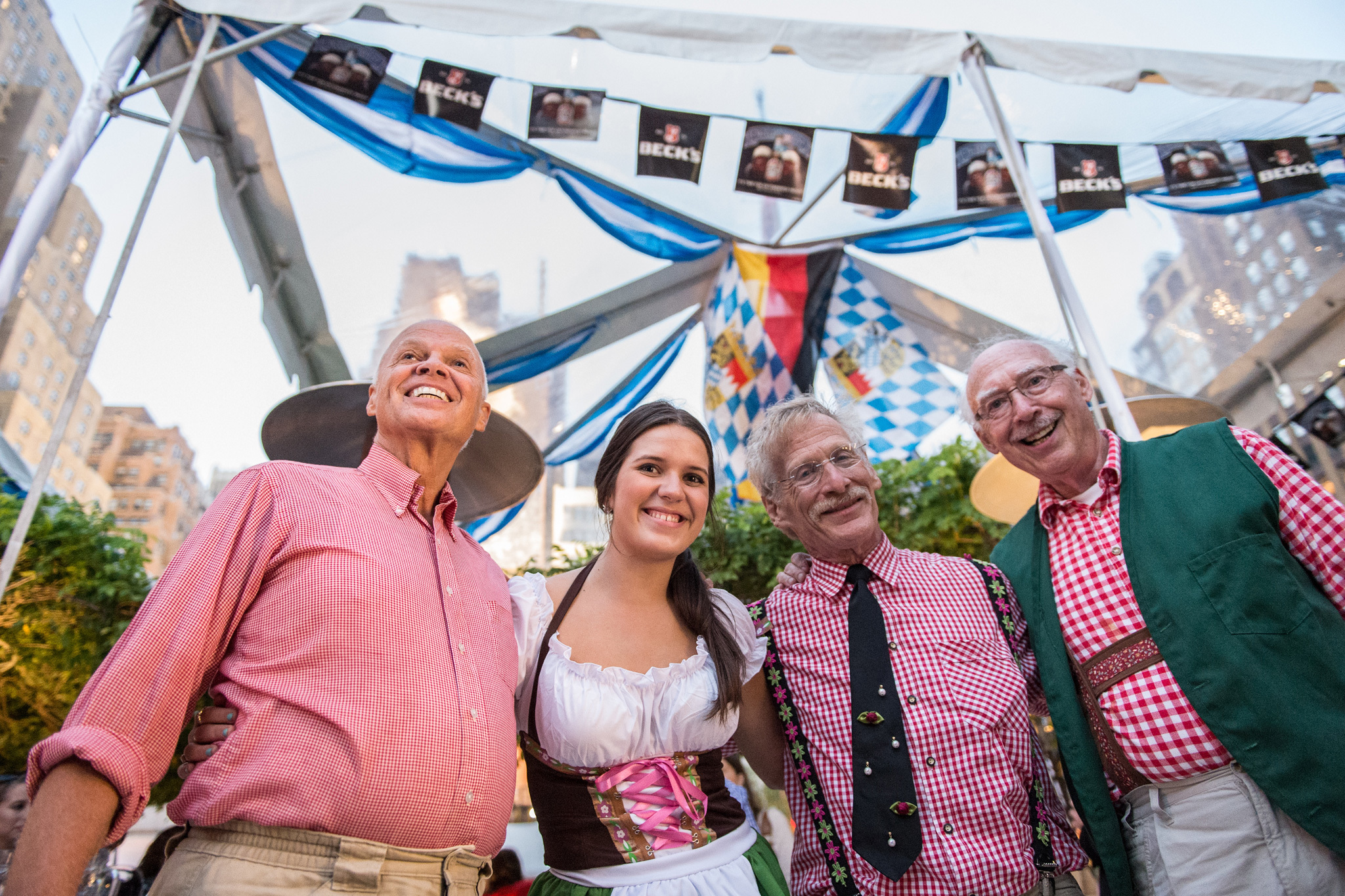 Photos: Oktoberfest NYC at One Penn Plaza (2012)