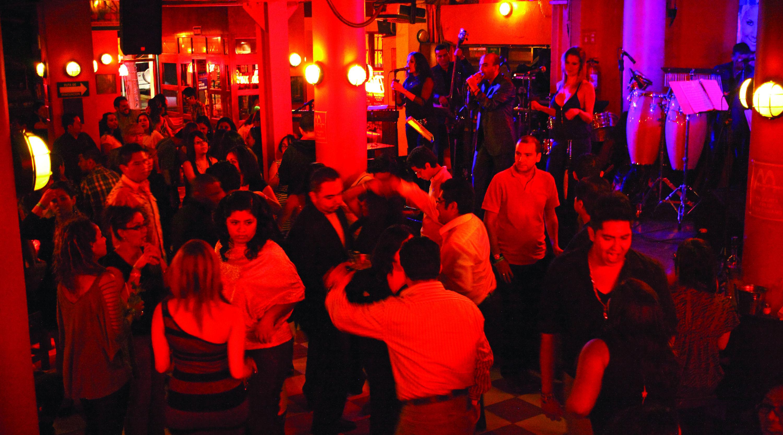 Antros y bares para bailar en el df