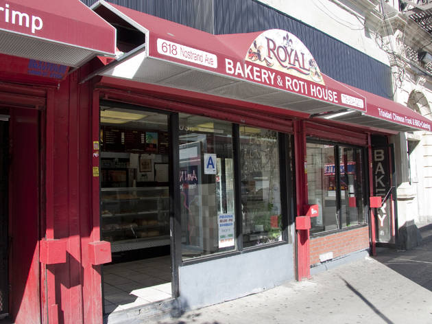 Royal Bakery and Roti House