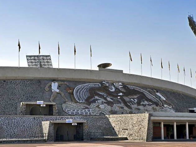 Estadio Olímpico de Ciudad Universitaria