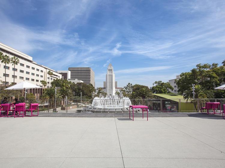 Grand Park (Hub)