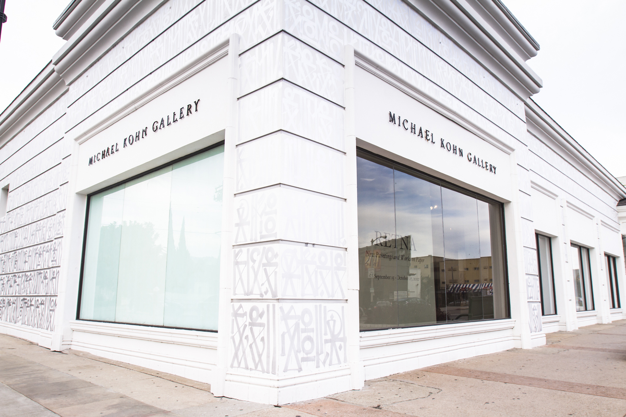 LA's most stylish galleries