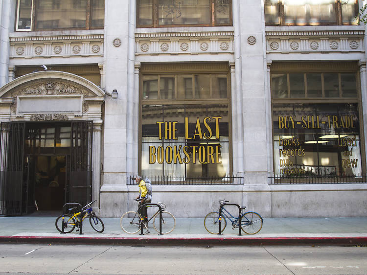 L.A.'s most-loved shop: The Last Bookstore