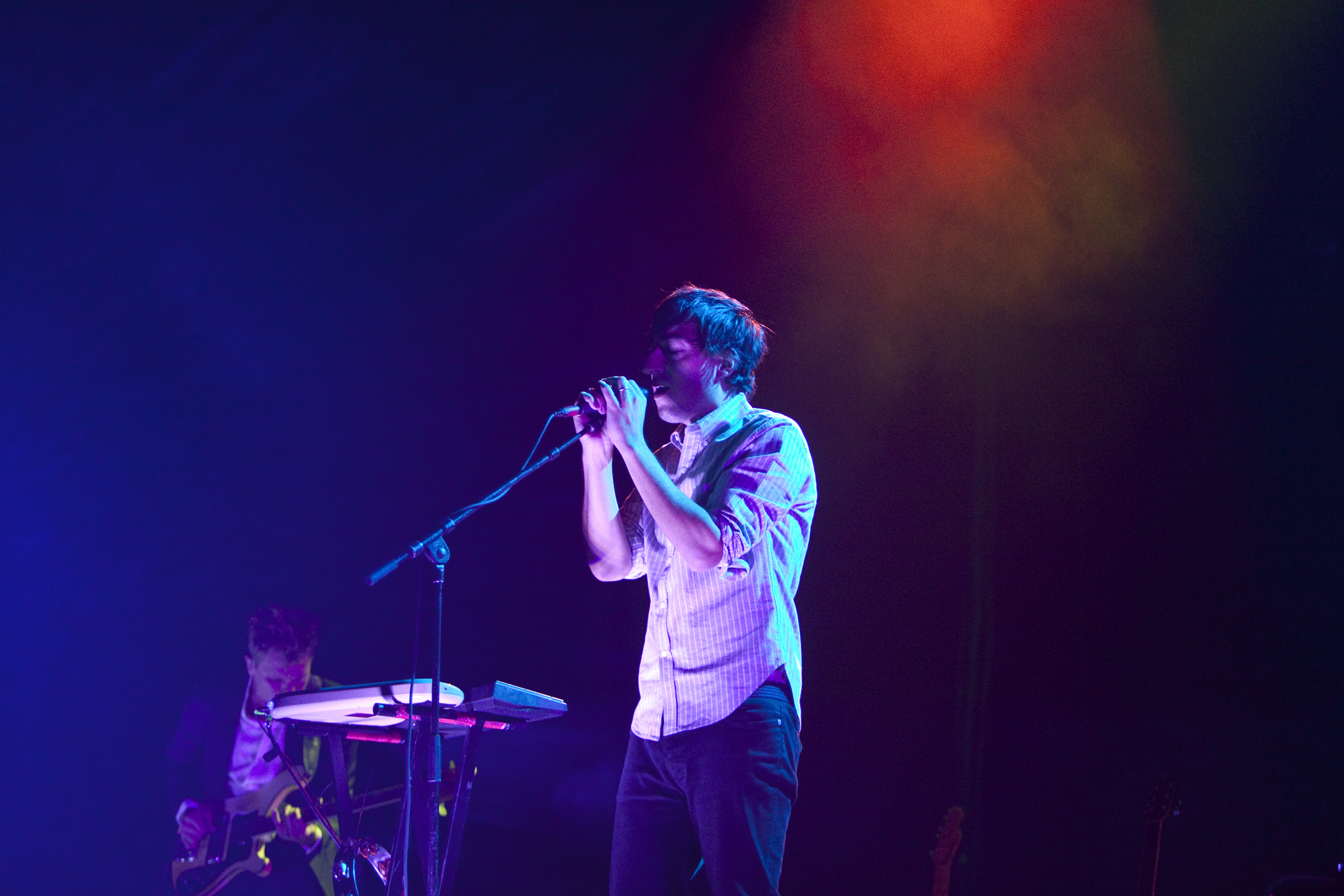 Grizzly Bear at Radio City