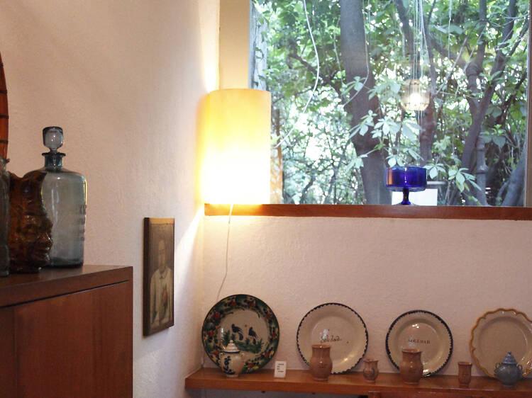 Viernes 3: Casa Estudio Luis Barragán