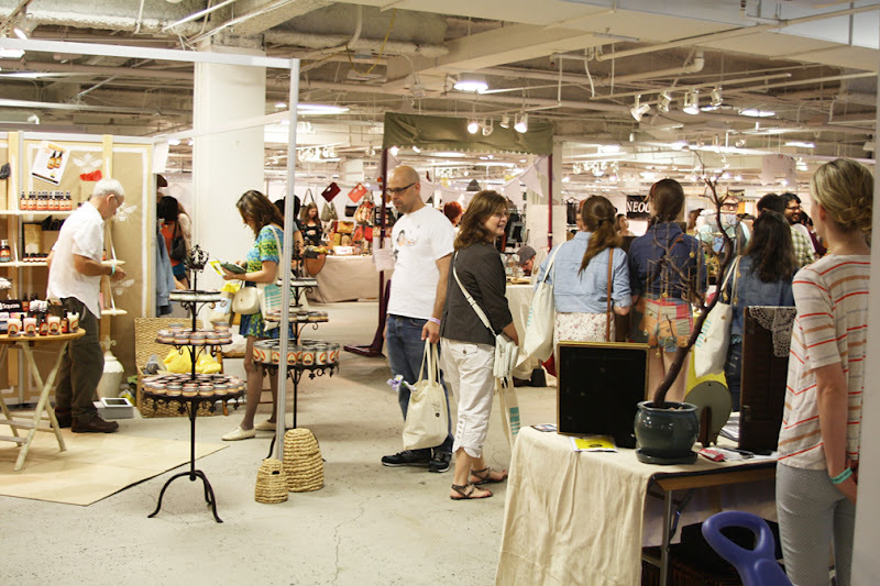 La craft fairs the city 39 s best and most eclectic marketplaces for Craft fair los angeles