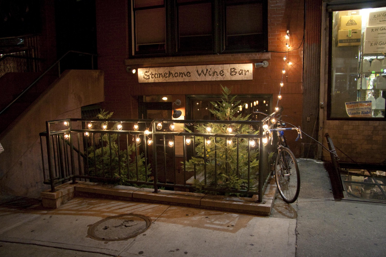 Stonehome Wine Bar
