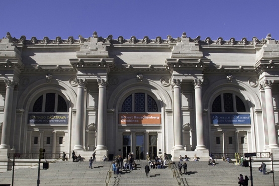 Lose yourself at the Metropolitan Museum of Art