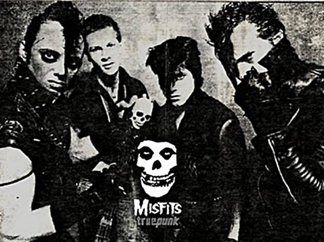 Halloween Party c/Tributo a Misfits