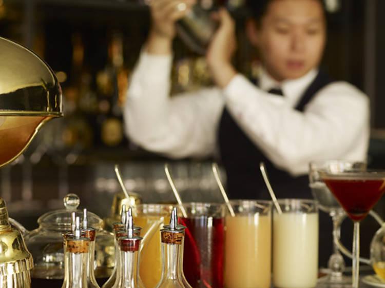 Bar & Lounge at Hotel Bel-Air