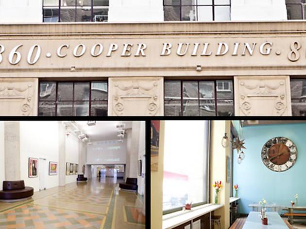 Cooper Design Space
